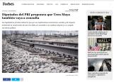 2018-10-19 20_46_56-Diputados del PRI proponen que Tren Maya también vaya a consulta • Forbes México